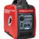 Predator 2000 generator radi više od 4 sata na punom rezervoaru