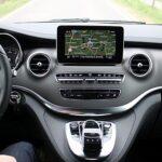 Vožnja prema koordinatama uz cestovne navigacije